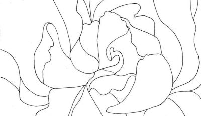 Georgia O Keeffe Coloring Pages - Famous Artists Featuring Georgia O Keeffe