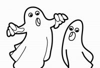 Ghost Printable Coloring Pages - Halloween Ghost Coloring Pages Coloring Pages for Kids Halloween