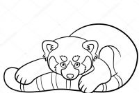 Giant Panda Coloring Pages - New Red Panda Coloring Coloring – Doyanqq