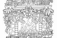 Gifts Coloring Pages - Christmas Gift Coloring Pages Free