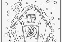 Gifts Coloring Pages - New Easy Christmas Paintings for Kids Prekhome