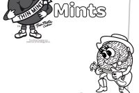 Girl Scout Brownie Coloring Pages - Printables Girl Scouts Cookie Sales