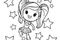 Girl Scout Coloring Pages - Elegant Kids Coloring Pages for Girls and Boys