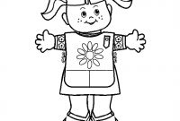 Girl Scout Law Coloring Pages - Coloring Pages for Daisy Scouts