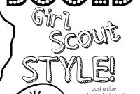 Girl Scout Law Coloring Pages - Girl Scout Brownies Coloring Pages 51 Newest Girl Scout Brownie