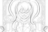 Girl Superhero Coloring Pages - Free Superhero Coloring Pages
