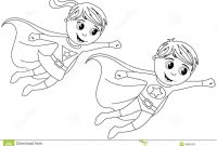 Girl Superhero Coloring Pages - Printable Superhero Coloring Pages Cool Coloring Pages