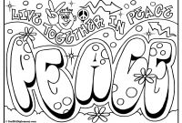 Graffiti Coloring Pages - Graffiti Coloring Pages Gallery