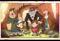 Gravity Falls Coloring Pages - Dipper X Reader when Gravity Falls for You by Kittycat5150 On