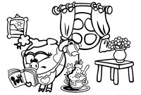 Gravity Falls Coloring Pages - Kikoriki Coloring Pages
