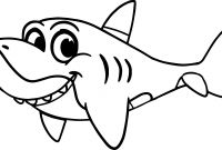 Great White Shark Coloring Pages - Shark Coloring Page 22 Best Shark Pinterest Coloring Pages