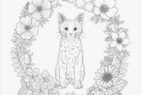 Halloween Cat Coloring Pages - Free Dog Coloring Pages New Best Od Dog Coloring Pages Free