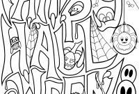 Halloween Skeleton Coloring Pages - Free Adult Coloring Book Pages Happy Halloween by Blue Star