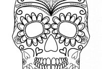 Halloween Skeleton Coloring Pages - Free Halloween Coloring Pages for Adults & Kids Happiness is Homemade