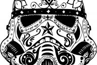 Halloween Skull Coloring Pages - Sugar Skull Coloring Pages