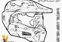 Halo Coloring Pages to Print - Printable Coloring Pages for Kids Part 6