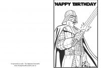 Happy Birthday Card Coloring Pages - Printable Birthday Cards for Kids with Regard to Printable Birthday
