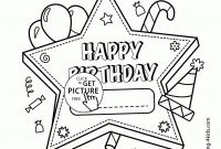 Happy Birthday Mommy Coloring Pages - 53 Classic Happy Birthday Coloring Pages for Girls Download