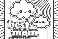 Happy Birthday Mommy Coloring Pages - Birthday Archives forensicstore