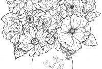 Hawaii Coloring Pages - White Flower Vase Pics Cool Vases Flower Vase Coloring Page Pages