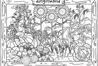 Herbs Coloring Pages - Garden Coloring Pages Garden Eden Coloring Pages Coloring Pages