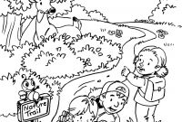 Hiking Coloring Pages - 20 Inspirational Free Coloring Pages Squirrels