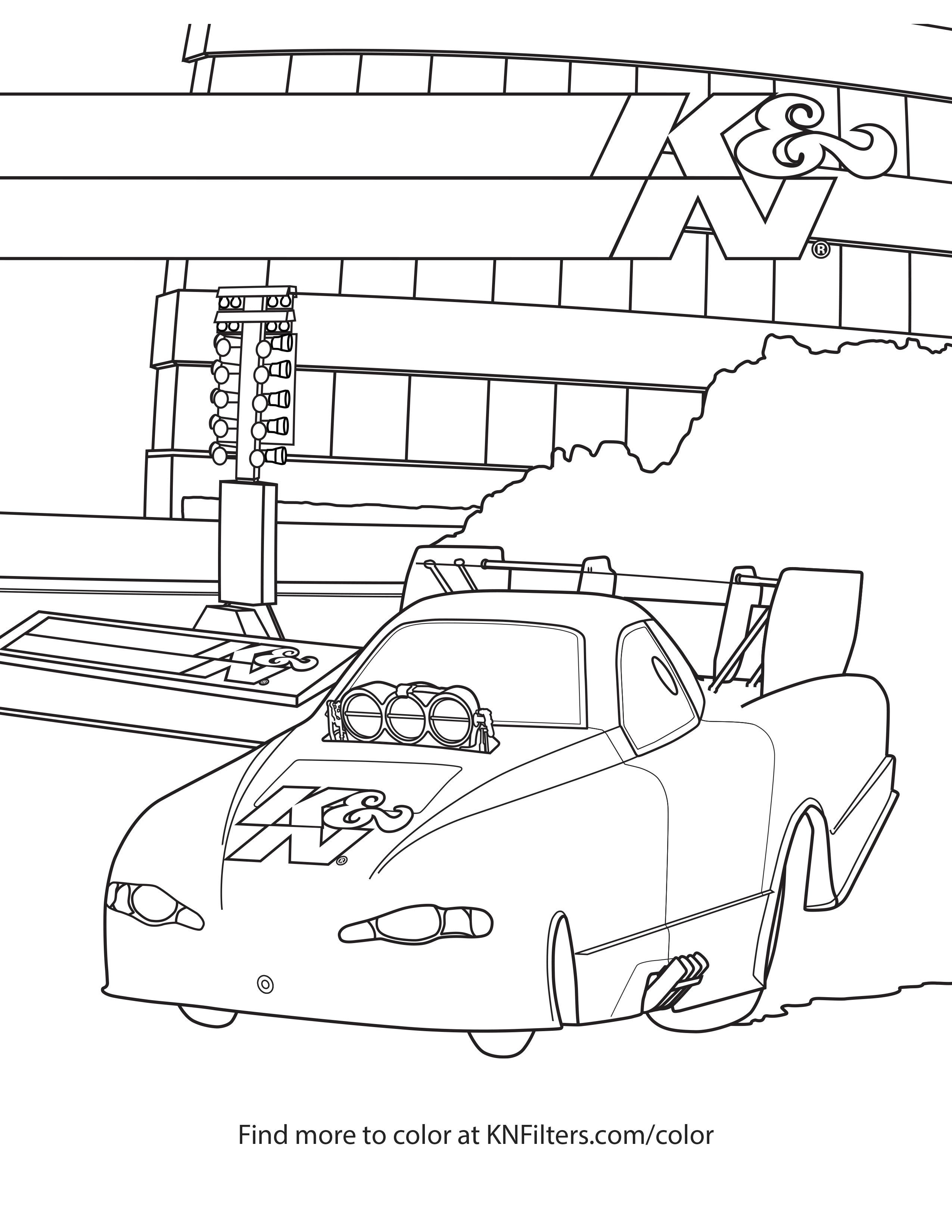 Hot Rod Coloring Pages  Collection 17t - To print for your project