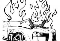 Hot Rod Coloring Pages - Team Hot Wheels Coloring Pages 4 School Pinterest