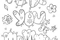 I Love My Mommy Coloring Pages - Best Happy Birthday Cake Coloring Pages for Mom Free 3140 Printable
