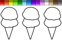 Icecream Cone Coloring Pages - Lovely Ice Cream and Popsicle Coloring Pages Umrohbandungsbl