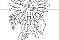 Indian Coloring Pages Printables - Native American Color Pages Native American Color Pages New