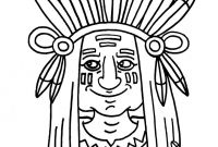 Indian Feathers Coloring Pages - Indian Coloring Page Indian Coloring Pages