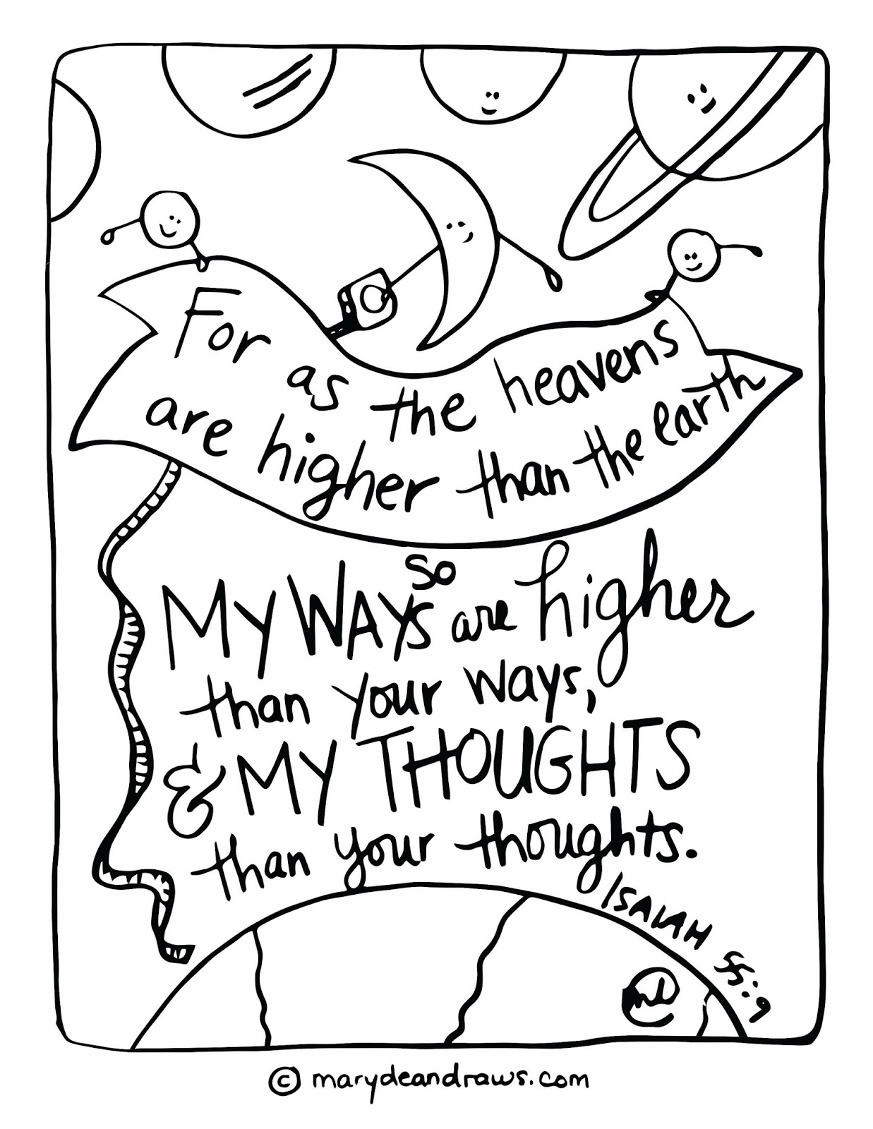 Isaiah Coloring Pages  Gallery 11j - Free For Children