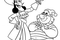 Jake and the Neverland Pirates Coloring Pages - Captain Hook Coloring Pages Unique Jake and the Never Land Pirates
