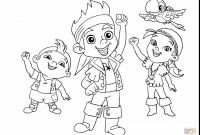 Jake and the Neverland Pirates Coloring Pages - Free Coloring Pages Jake and the Neverland Pirates Pirate Ship for