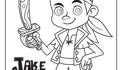 Jake and the Neverland Pirates Coloring Pages - Jake and the Never Land Pirates Coloring Pages Coloring Sheets Jake