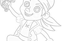 Jake and the Neverland Pirates Coloring Pages - Jake and the Neverland Pirates Coloring Pages