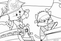 Jake and the Neverland Pirates Coloring Pages - Jake and the Neverland Pirates Coloring Pages Printable Coloring