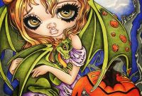 Jasmine Becket Griffith Coloring Book Pages - Another Patreon Only Colour Page From Jasmine Becket Griffith with