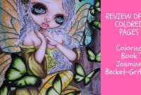 Jasmine Becket Griffith Coloring Book Pages - Jasmine Becket Griffith Coloring Book Review My Colored Pages