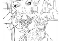 Jasmine Becket Griffith Coloring Book Pages - Jasmine Becket Griffith Free Coloring Pages Coloring Pages
