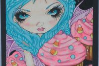 Jasmine Becket Griffith Coloring Book Pages - theresa Peterman with A Page From Jasmine Becket Griffith S