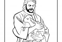 Jesus Resurrection Coloring Pages - Coloring Page Easter Jesus Christ