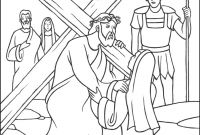 Jesus Resurrection Coloring Pages - Cross Coloring Pages Coloring Jesus Inspirational Jesus Resurrection