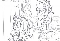 Jesus Resurrection Coloring Pages - Jesus is Risen Coloring Pages Free Coloring Library