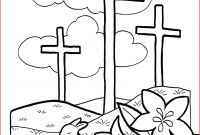 Jesus Resurrection Coloring Pages - Lovely Christian Easter Coloring Pages Pics Coloring Pages Ideas