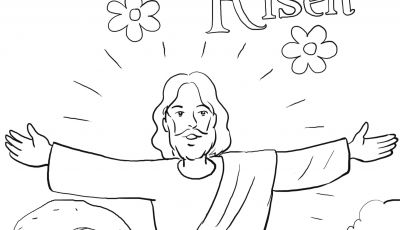 Jesus Resurrection Coloring Pages - New Free Coloring Pages for Easter Printable Umrohbandungsbl
