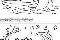 Jesus Storybook Bible Coloring Pages - Jesus Storybook Bible Coloring Pages Jesus Calms the Storm Coloring