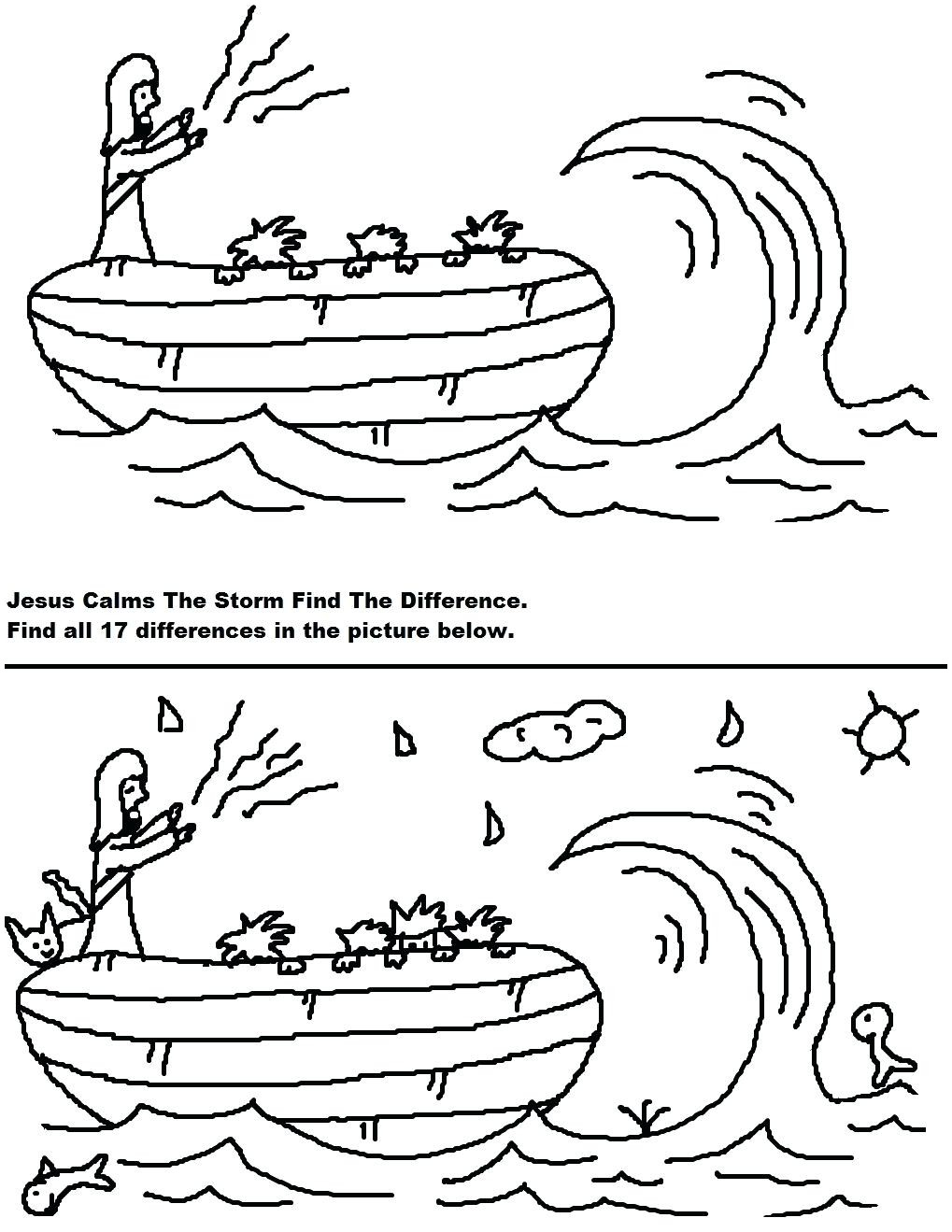 Jesus Storybook Bible Coloring Pages  to Print 15r - Free Download