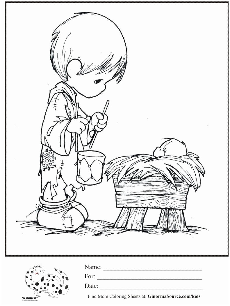 Jesus Storybook Bible Coloring Pages  to Print 11p - Save it to your computer